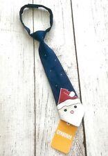NWT Gymboree Boys Kids Santa Claus Neck Tie Necktie Size 0 - 24 Month