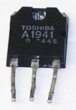 TOSHIBA A1941 TO-3P TRANSISTOR (POWER AMPLIFIER