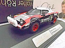 LANCIA Stratos HF Rallye DRM Hunsrück 1978 Winner #1 Röhrl Edition IXO SP 1:43