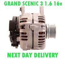 RENAULT GRAND SCENIC 3 1.6 16v MPV 2009 2010 2011 2012 >  NEW RMFD ALTERNATOR