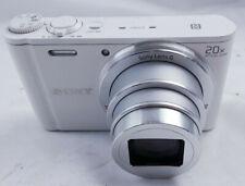 SONY Cyber-Shot DSC-WX350-W White Digital Camera 20x Optical Zoom Japan