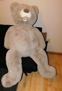 Large Teddy Bear, 63IN, Brown, stuffed from Costco