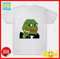 Mens Pepe The Frog Funny Parody Meme Funny Gift T Shirt 9