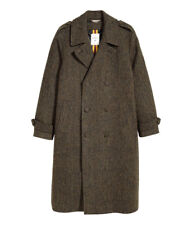 Erdem x H&M, Men's Tweed Coat, Size EU 48, Limited edition +hanger