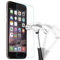 Lot/Film Vitre Verre Trempé Protection d'écran  Iphone 4 4S 5 SE 6 6S 7 8 PLUS