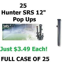 "Hunter SRS-12  12"" Pop-up Spray Head 12 Inch Sprinkler (25)"