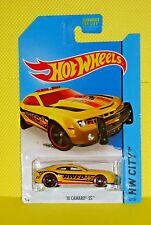 "2014 Hot Wheel's CITY #42 '10 Camaro ""SS"" HWFD #22 - 3 Pack"