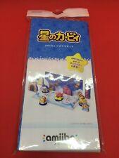Nintendo amiibo Diorama Kit KIRBY OF THE STARS From Japan