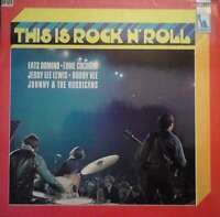Various - This Is Rock N' Roll (LP, Comp) Vinyl Schallplatte - 42961