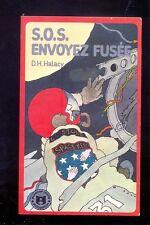 D.H. HALACY Envoyez fusée, Hatier Jeunesse Poche Anticipation n°1, 1971