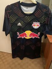 Adidas New York Red Bulls Special Edition Pride Jersey Men's Large