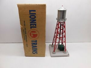 Lionel O Scale No.193 Industrial Water Tower - Tested w/ Original Box
