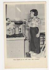 Holland, Hoe maak je nu ook weer een Omelet? Postcard, B272