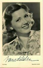 Jane Tilden Ross A 3073/1 signiert, Autogramm