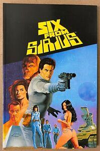Six from Sirius Vol 1 TPB SC Dynamite Comics Doug Moench Paul Gulacy