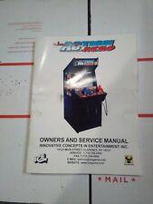 johnny nero arcade manual #30