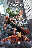 Avengers Assemble Marvel Comics Superhero Comic Book Characters Poster 22x34 Inc