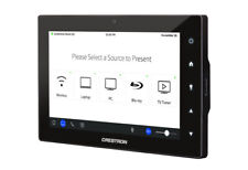"***Brand New*** Crestron TSW-760-B-S 7"" Touch Panel - with Camera!"