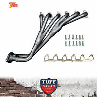 BA BF 6 Cyl 4.0 Ford Falcon Fairmont XR6 Tiger Headers Extractors Tri Y Style