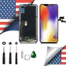 New OEM iPhone X original Authentic SOFT LED LCD Screen & Digitizer + Tool Kit