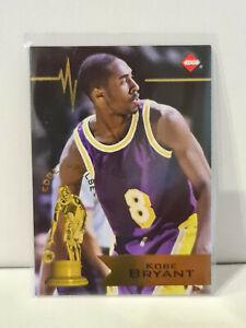 1996-97 Kobe Bryant Collector's Edge ROOKIE CARD Edge Impulse #6-6 PROMO NM