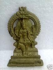 God Vishnu Brass Statue / Idol