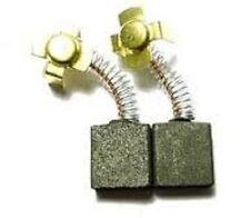 2PCS 17mm x 17mm x 7mm Power Tool Carbon Brushes  HITACHI 999074,999044 FURY3XL