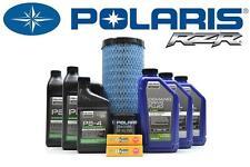 2015-17 POLARIS RZR 900 S 4 Complete OEM Service Kit Oil Change Plug Filter