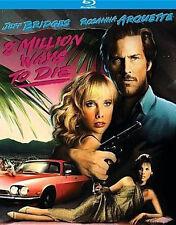 PRE ORDER: 8 MILLION WAYS TO DIE (1986) - BLU RAY - Region A
