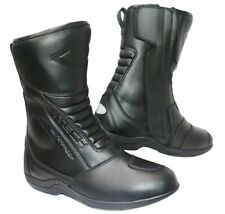 MTECH Motorbike Touring Boots Motorbike Leather waterproof Touring Boots Shoes