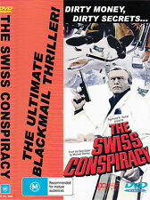 The Swiss Conspiracy-1976-David Janssen- Movie-DVD