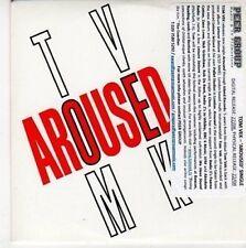 (CE910) Tom Vek, Aroused - 2011 DJ CD