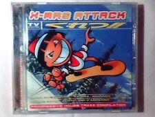 CD X-MAS ATTACK GIGI D'AGOSTINO MARIO PIU DATURA ROLAND BRANT FRANK'O MOIRAGHI