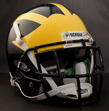 CHARLES WOODSON MICHIGAN WOLVERINES Schutt EGOP Football Helmet FACEMASK - NAVY