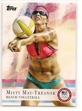 Misty May-Treanor 2012 Topps USA Olympic GOLD Medal Winner