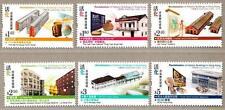 Hong Kong 2013 Revitalisation of Historic Buildings in Hong Kong Stamps