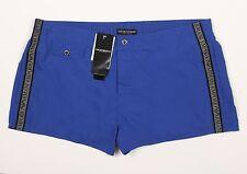 Men's GIORGIO EMPORIO ARMANI Royal Blue Swim Boxer Trunks Euro 52 NWoT NEW Nice!