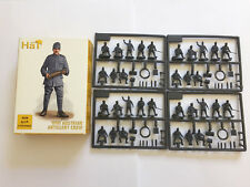 HaT 8258 WWI AUSTRIAN ARTILLERY CREW 32 Piece 1/72 Scale Plastic Toy Soldier Kit