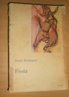 ERNEST HEMINGWAY FIESTA EINAUDI 1948 PRIMA EDIZIONE