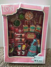 NEW LORI Gourmet Market Food & Cooking Accessories Set for 6