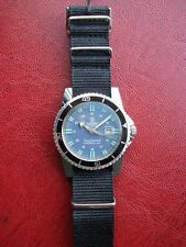 Rare Vintage Mortima Diver Men's Watch