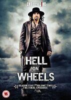 Hell On Wheels - Season 5: Volume 2 [DVD][Region 2]