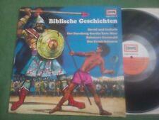 LP: Biblische Geschichten (2) - EUROPA E 228 - 1968 - Erstausgabe