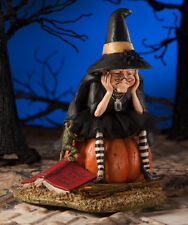 "Bethany Lowe Designs Halloween ""Fear Of Flying"" TD7636"