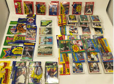 1979 - 1991 Ozzie Smith Unopened Rack Pack Collection - All unique - Topps etc.