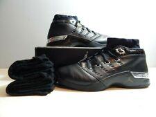 Nike Shoes - 2002 OG Jordan 17 XVII Low Chrome - Black Metallic Silver - Size 12