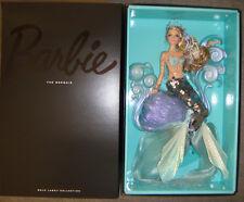 Barbie The Mermaid Barbie Doll NRFB W/Shipper 2012 xb159