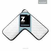 L-Shape Gel Memory Foam Side Sleeper Pillow - Returned in Damaged Package, DNIP