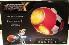 Mega Man X Light Buster (Full Size Replica) w/ Lights and Sounds [Capcom]