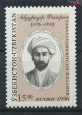 Uzbekistan 128 (complete issue) unmounted mint / never hinged 1996 Fit (9458299